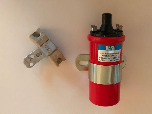 Ignition Coil with Resistor / Zündspule mit Vorwiderstand