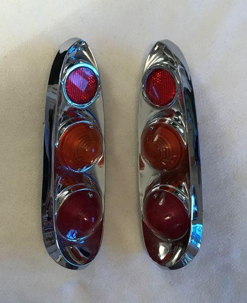 Rear Lights - Pair / Rückleuchten - Paar