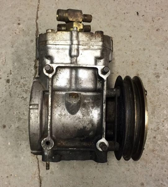 AC-Compressor / Klima-Kompressor