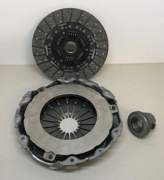 240 mm ZF - Clutch Set / Kupplungssatz