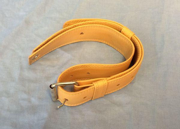 Belt for Suitcase - Beige / Gurt für Koffer - Beige