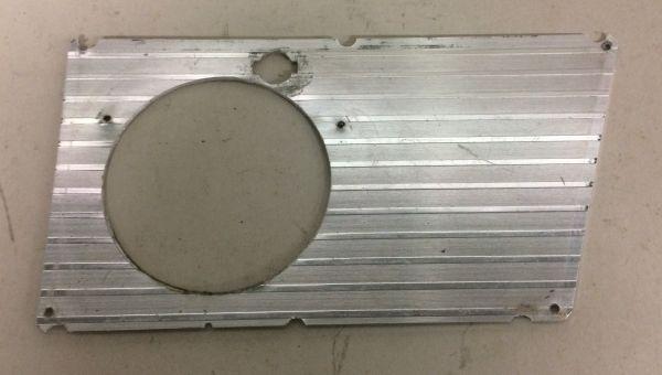 Door Protection Cover - right / Verkleidung an Tür - rechts