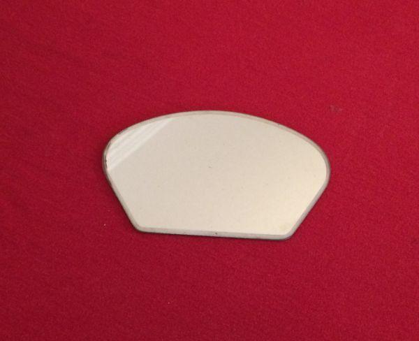 Spare Glass for Racing Mirror / Ersatzglas für Rennspiegel