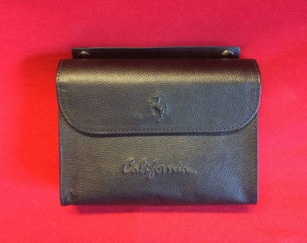Owner's Manual Leather Pouch / Leder Dokumenten Tasche