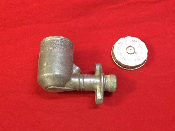 Clutch Master Cylinder Body with Cap / Kupplungsgeber Zylinder Gehäuse mit Deckel