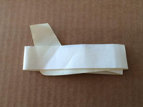 Protection Foil - rear right / Schutzfolie - hinten rechts