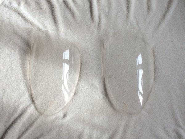 Headlight Covers - Pair / Scheinwerfer Abdeckungen - Paar