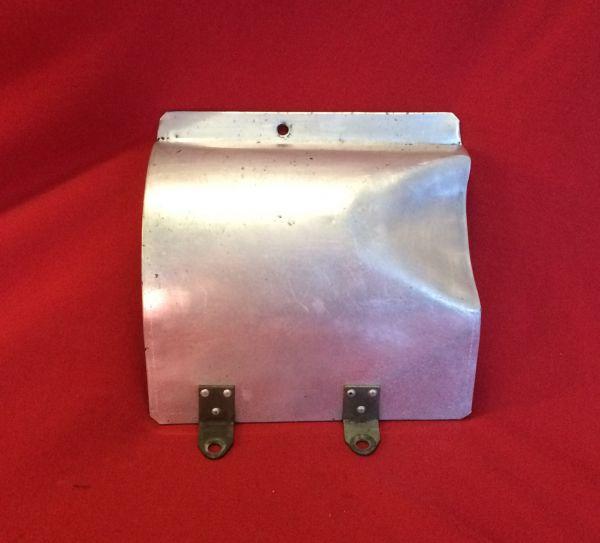 Heat Shield for Starter / Abschirmung Anlasser