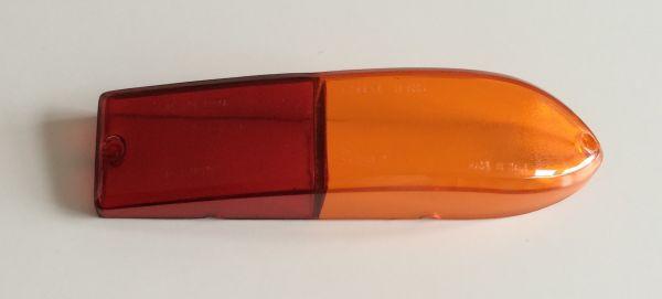 Rear Light Lense red / amber - right / Rücklicht-Gläser gelb / rot - rechts