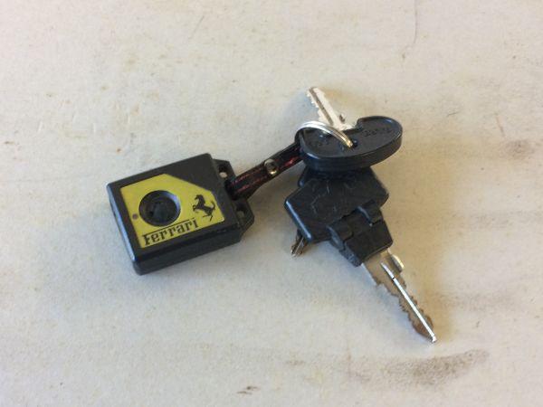 Battery for Door-Opener / Batterie für Handsender