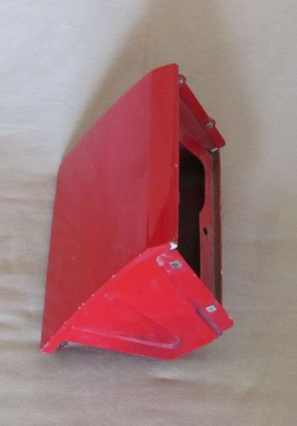 Headlight Compartment - Left / Gehäuse für Klappscheinwerfer - links