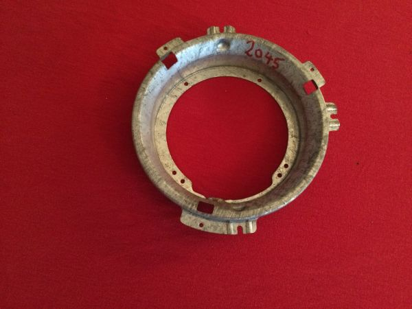 "Headlamp Mounting Ring 5 3/4"" / Haltering Scheinwerfer 5 3/4"""