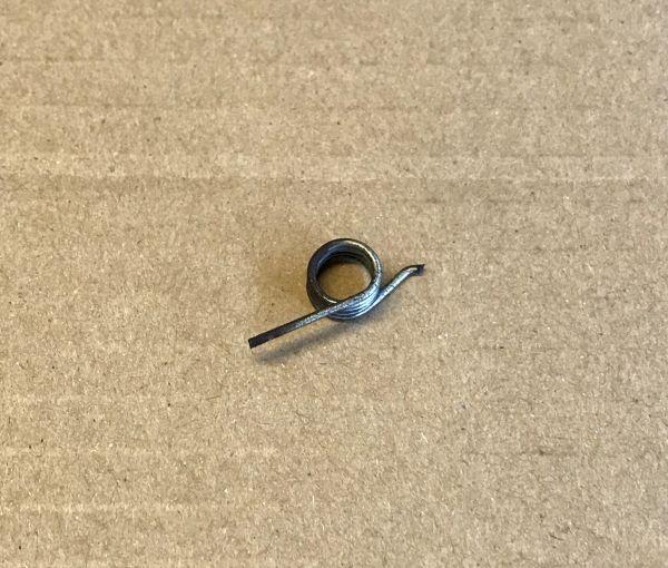 Spring for Hood / Bonnet Opening Handle / Feder für Griff für Haubenentriegelung