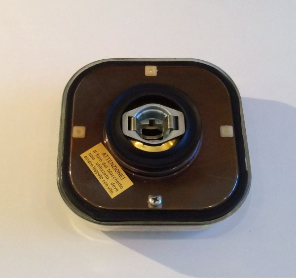 Fog Light -Glass and Reflector / Nebel SW - Glas mit Reflektor
