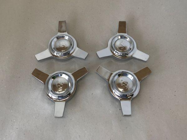 Knock Off Spinners / Zentralverschluss Muttern --- Set of 4