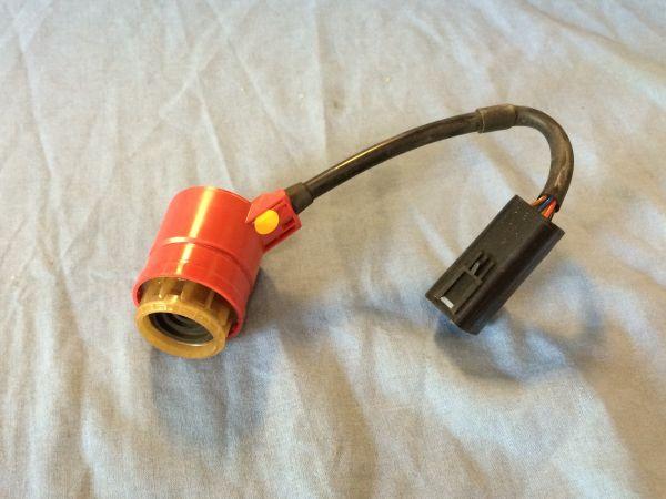 Actuator Shockabsorber / Steuerung Stoßdämpfer