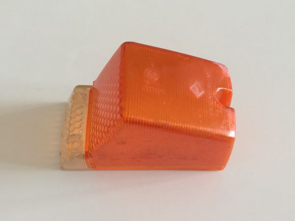 Indicator Glass Orange / Blinkerglas orange