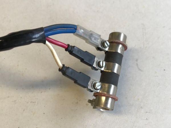 Resistor for Heater Switch / Widerstand für Heizungsschalter