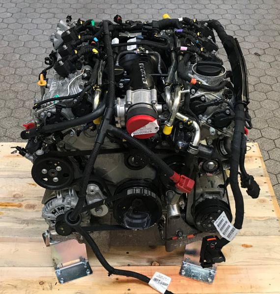 Maserati Levante M156E Engine / Motor