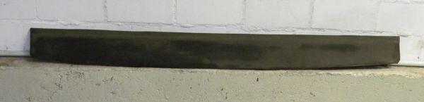 Cover under Rear Window - black / Verkleidung unter Heckfenster - schwarz