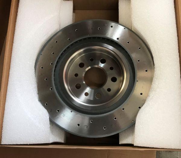 Rear Brake Disc / Bremscheibe Hinten