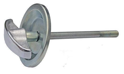 Spare Wheel Fixation / Befestigung für Reserverad