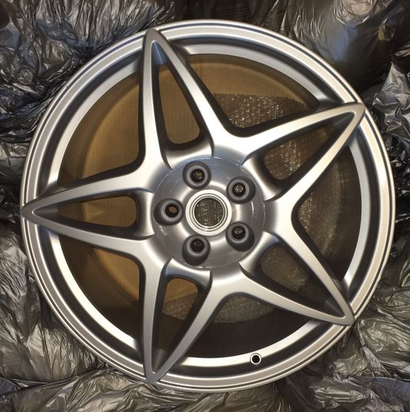 "Wheel Rim 11""J X20"" rear / Felge 11""J X20"" hinten"
