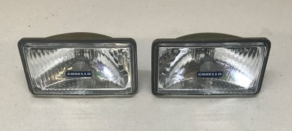 CARELLO JOD 444 - Lamp Insert Pair / Leuchteneinsatz Paar