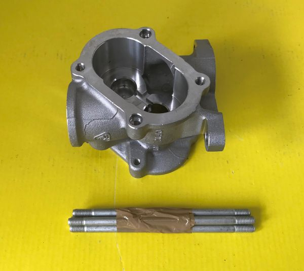Oil Delivery Pump With Studs And Bolts / Ölpumpe