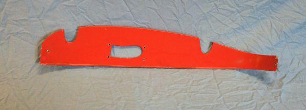 Cover at B-Post - left / Verkleidung an B-Säule - links