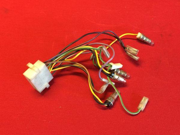 Cables behind Center Console Instruments / Kabelsatz hinter 3er Instrumenten in Mittelkonsole