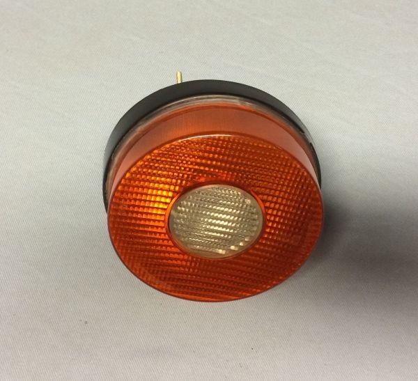 Rear Light white + orange / Rücklicht weiss + orange