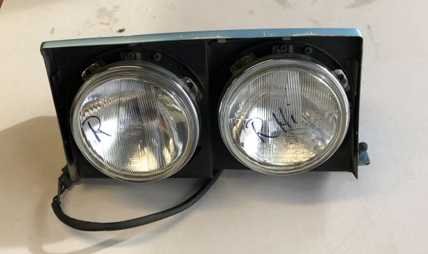 Front Light Assembly - right / Klappscheinwerfer - rechts