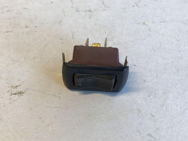 Switch for Sliding Roof / Schalter für Schiebedach