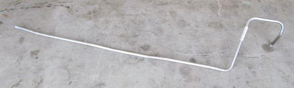 AirCon Pipe - inside delivery / Klimaanlagen Leitung - innen Zulauf