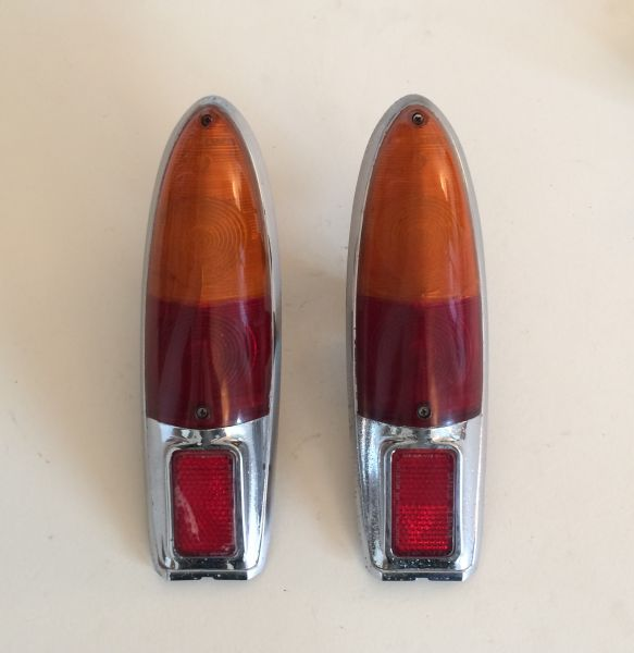 Pair of Taillights / Paar Rückleuchten