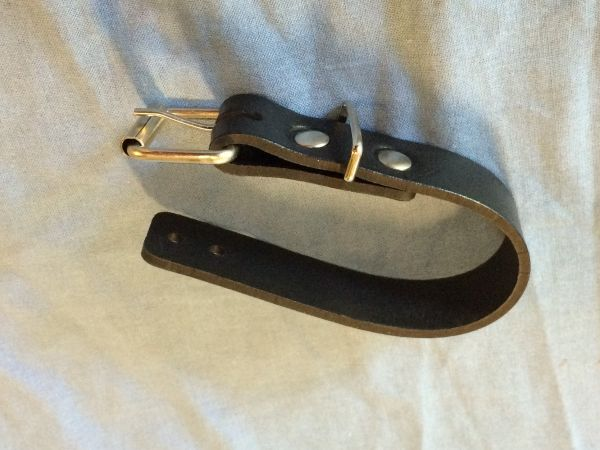 Leather Belt for Tirefit / Lederriemen für Tirefit