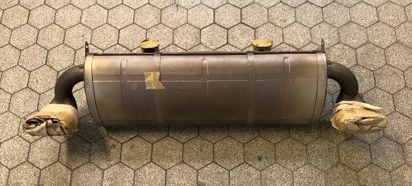 Exhaust / Auspuff