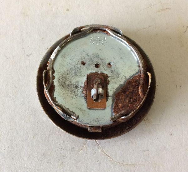 Horn Button / Hupknopf