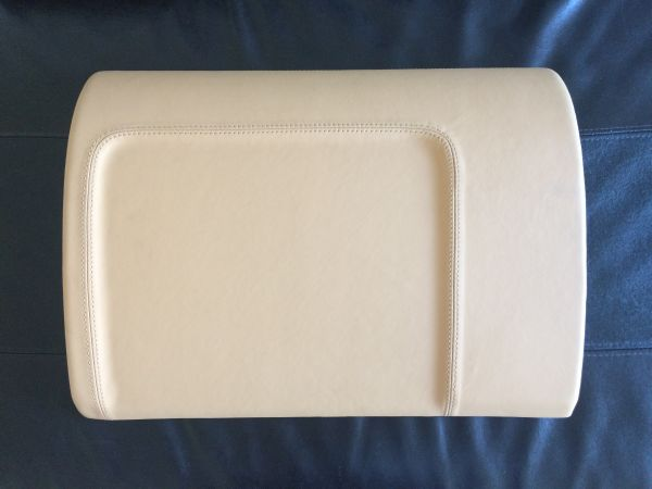 Glove Box - Leather Crema / Handschuhkasten - Leder Crema