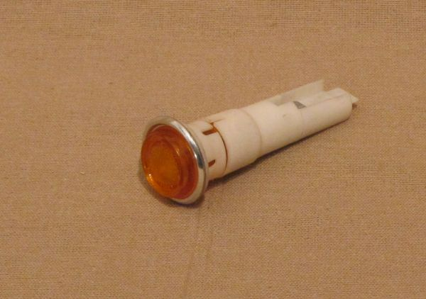 Side Indicator amber / Seitenblinker orange