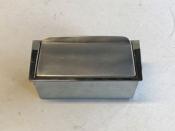 Ashtray chrome / Aschenbecher Chrom