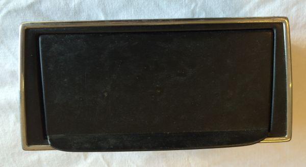 Ashtray black / Aschenbecher schwarz