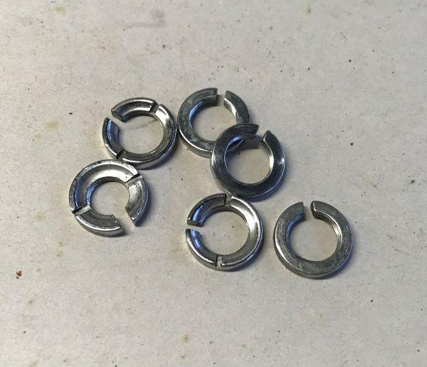 Ring Nut for Switch / Ringmutter für Schalter