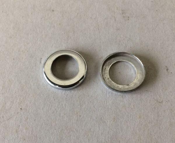 Cover Shim for Wiper Axle / Chrom Ring für Wischerachse