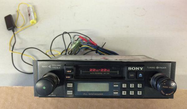 SONY Radio Casette XR-37R