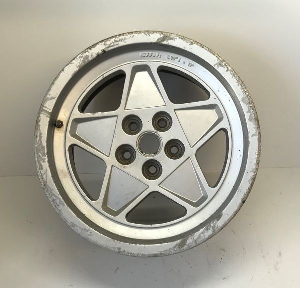 8 x 16 - Wheel Rim rear / Felge hinten