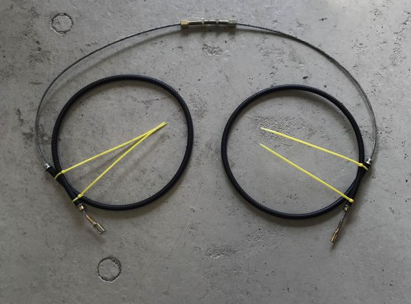 Handbrake Cable / Handbremsseil