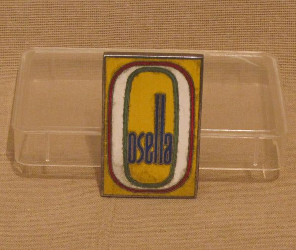 OSELLA Badge / OSELLA Emblem