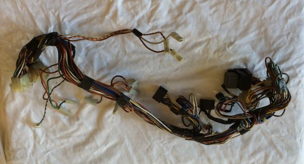 Cables in Center Console / Kabelsatz in Mittekonsole